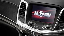 HSV Gen-F GTS Enhanced Driver Interface EDI