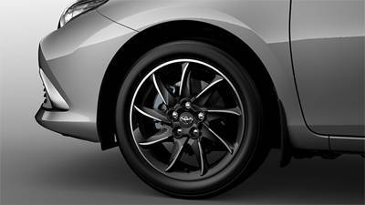 Podium II Alloy Wheels