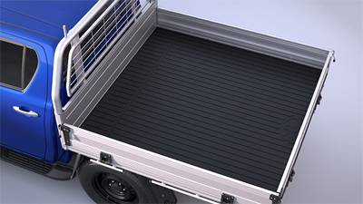 Rubber Tray Mat