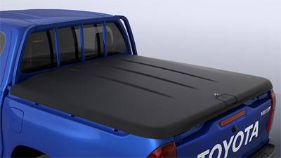 Textured Tonneau Cover