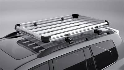 Alloy Roof Tray (Roof Racks sold separately)