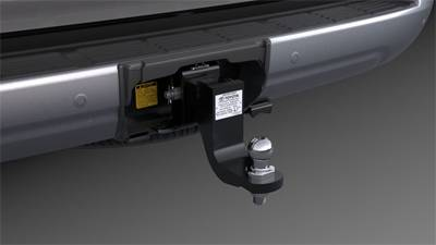 Towbar Tongue with Towball & Trailer Wiring Harness (sold separately)