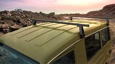 Heavy Duty Roof Racks (2-Bar Set)