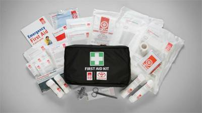 First Aid Kit (Personal & Family)