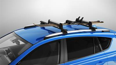 Ski/Snowboard Carrier (Roof Racks sold separately)