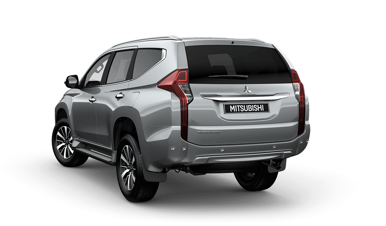Albion Park Mitsubishi - New Pajero Sport   4x4