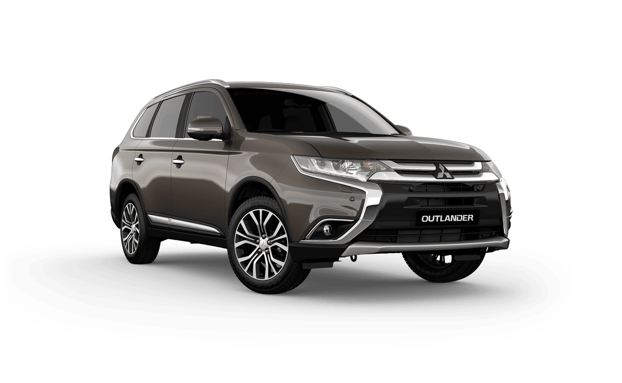 Outlander Four Wheel Drives For Sale - Heritage Mitsubishi