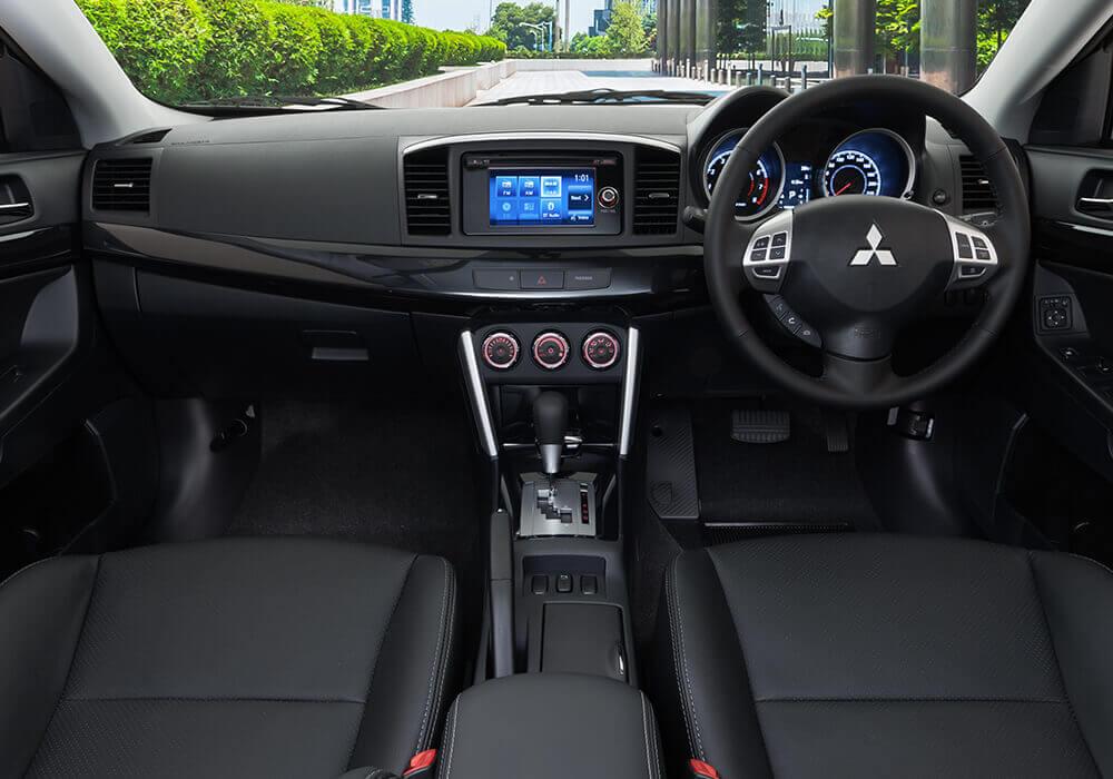 New Mitsubishi Lancer ES   GSR   LS - Traralgon Mitsubishi
