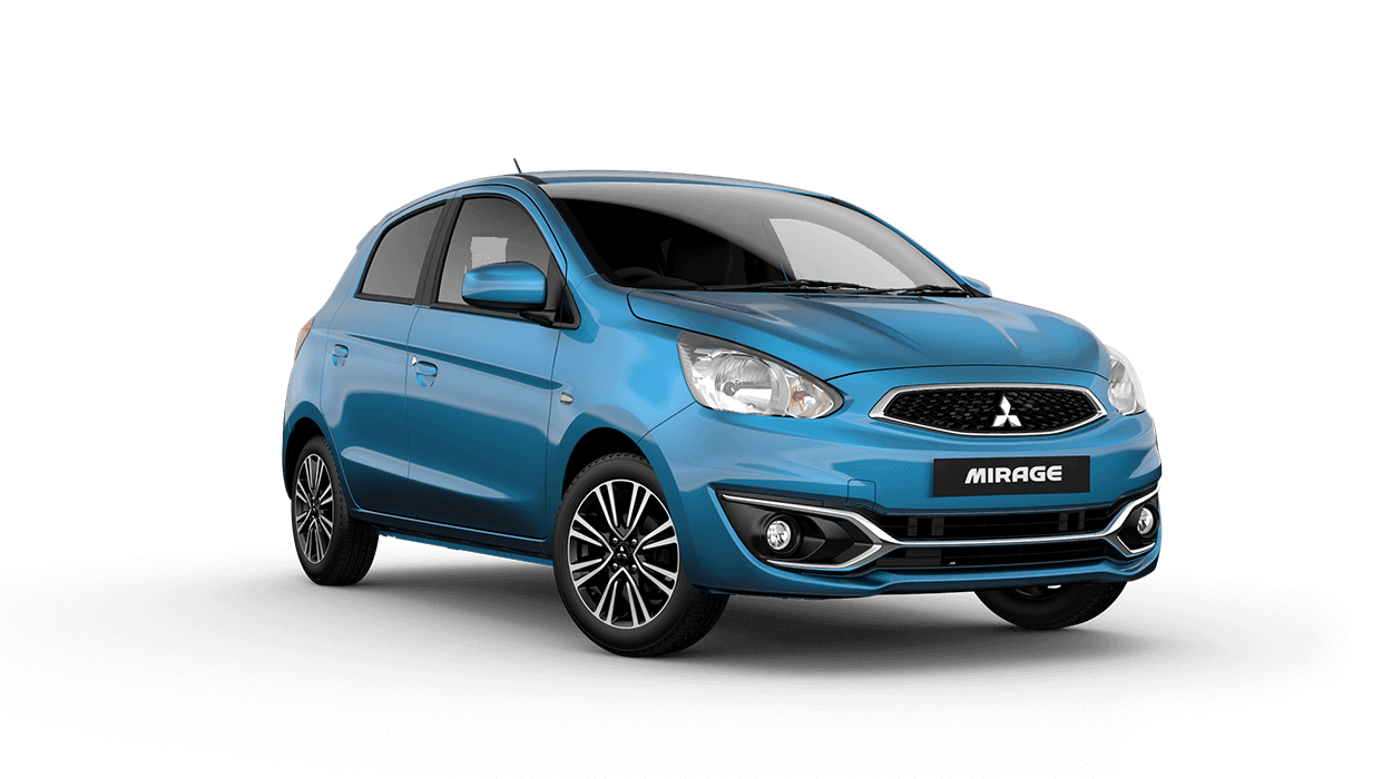 Mirage Hatchback Commonwealth Motors Mitsubishi