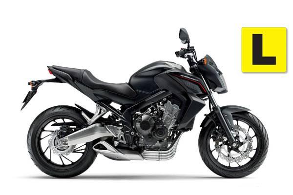 Honda CB650F (LAMS)
