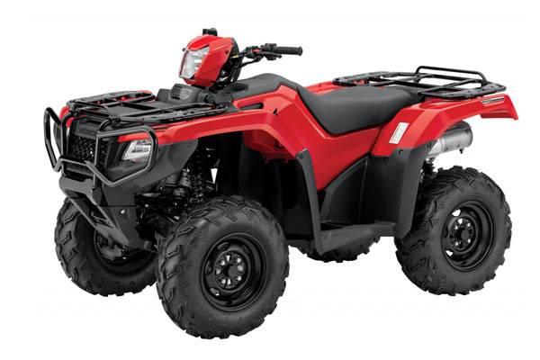 Honda TRX500FM2