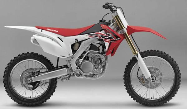 Honda 2017 CRF250R