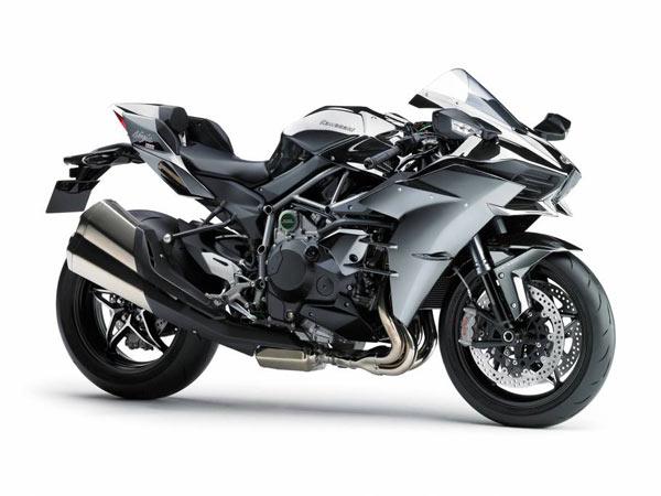 Kawasaki 2016 Ninja H2