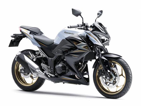 Kawasaki 2016 Z300 ABS SE