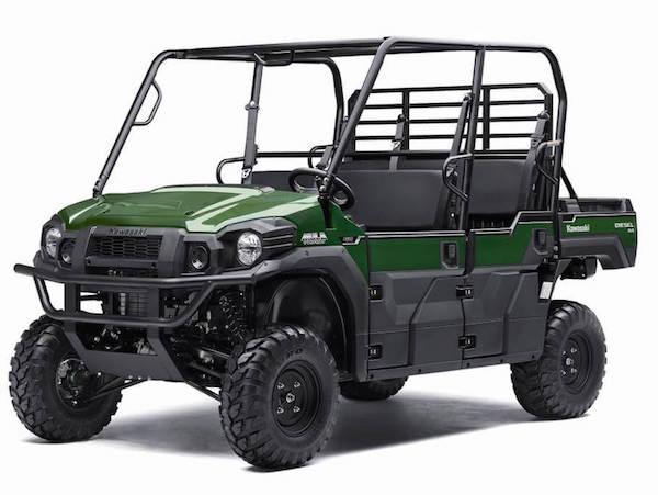 Kawasaki MULE PRO-DXT EPS
