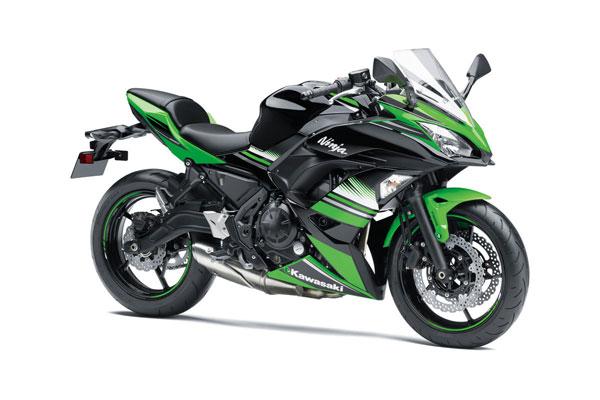 Kawasaki 2017 Ninja 650L KRT Edition