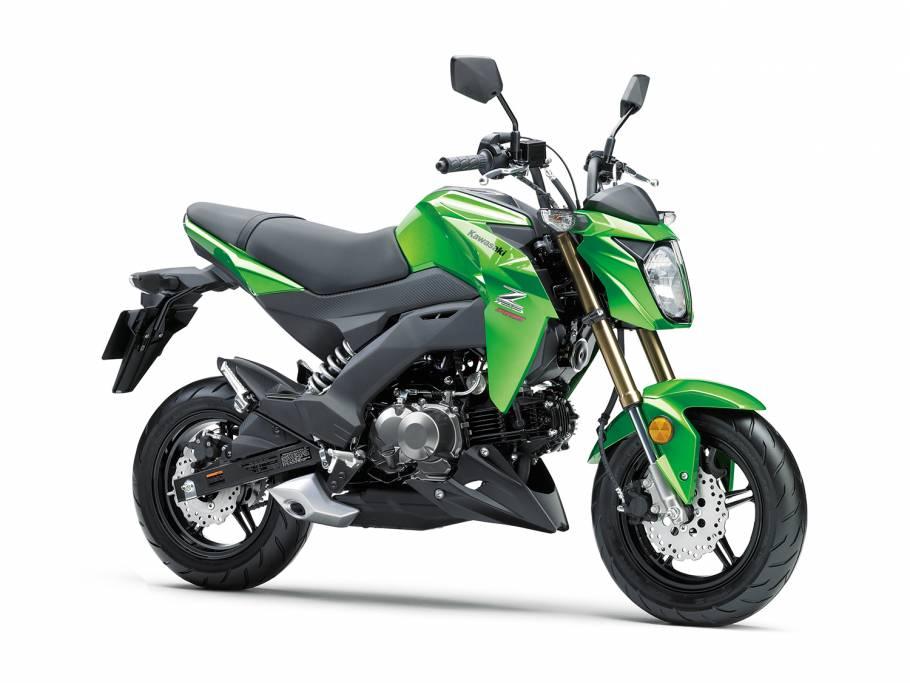 Kawasaki 2017 Z125 Pro