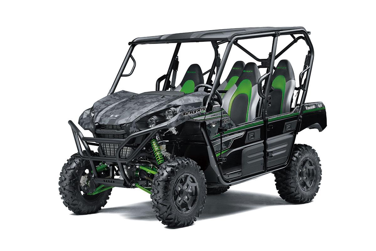 Kawasaki Teryx  Fuel Injected