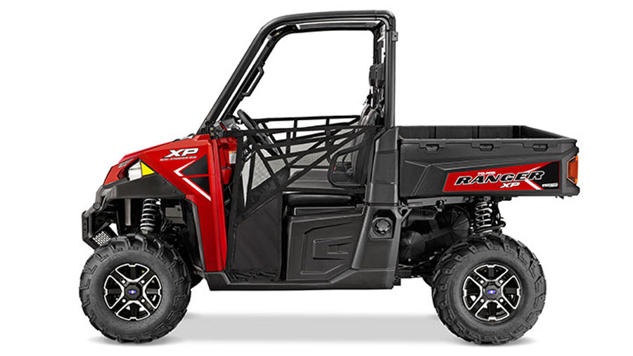 RANGER XP 900 EPS LE Sunset Red - Ultimate Polaris Gold Coast