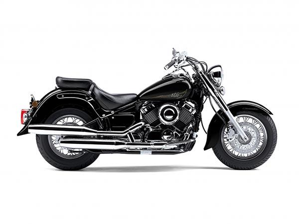 Yamaha V Star XVS650A Classic