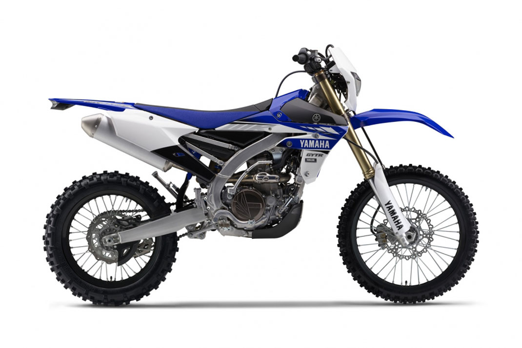 Yamaha Yz Manual