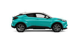 View our C-HR stock at Lugsdin Toyota