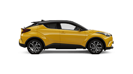 View our C-HR stock at Broome Toyota