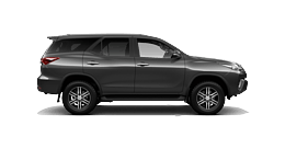 View our Fortuner stock at Llewellyn Toyota