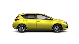 View our Corolla Hybrid stock at Galleria Toyota