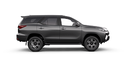 View our Fortuner stock at Lugsdin Toyota