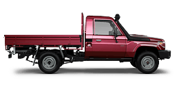 View our LandCruiser 70 stock at Llewellyn Toyota