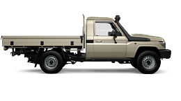 View our LandCruiser 70 stock at Goulburn Toyota