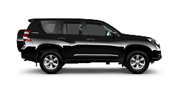 View our Prado stock at Stewart Toyota